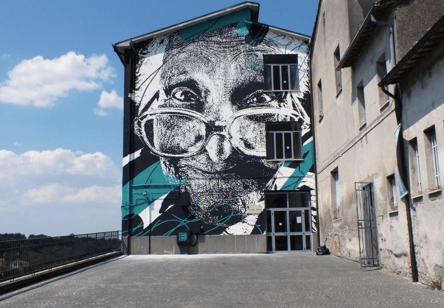 Livro la publicación que recopila lo mejor del street art portugués