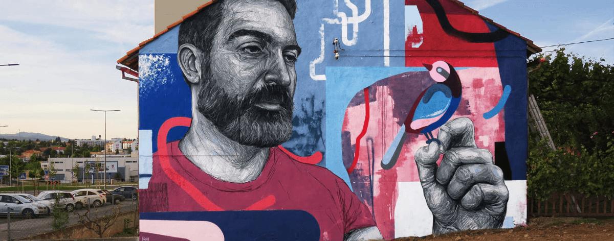 Livro reúne lo mejor del street art purtugués