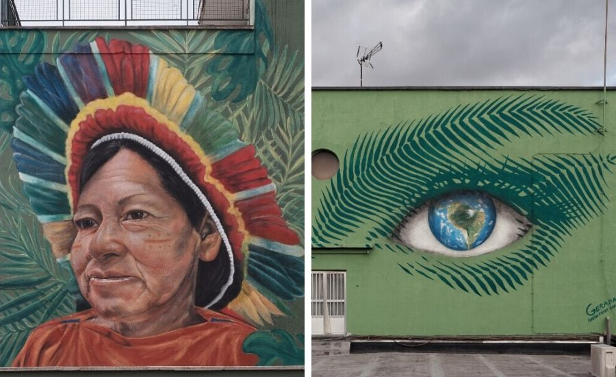 Los Murales del mes de enero 2020