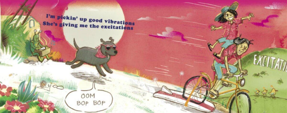 LyricPop, libros infantiles inspirados en el rock