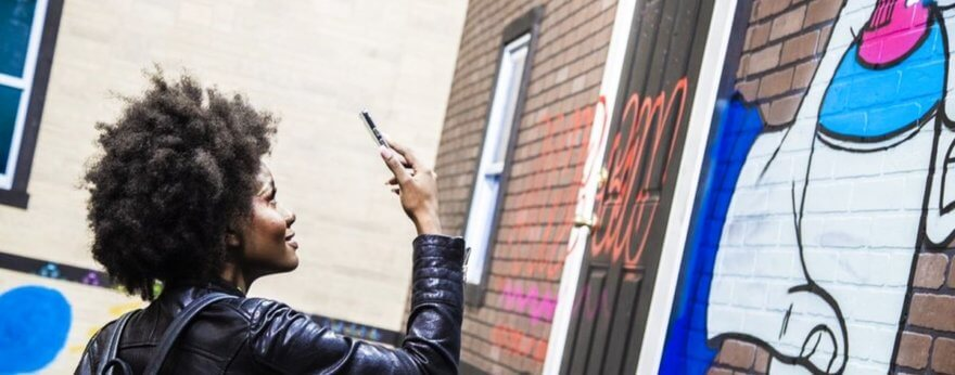 Mark AR, la red social del graffiti en realidad aumentada
