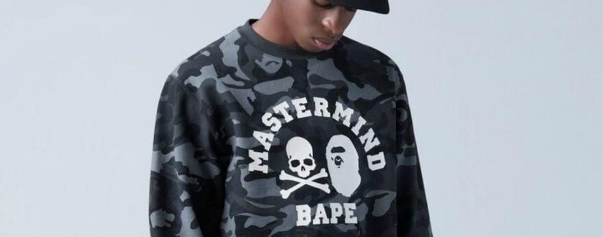 Mastermind y Bape presentan colección SS20