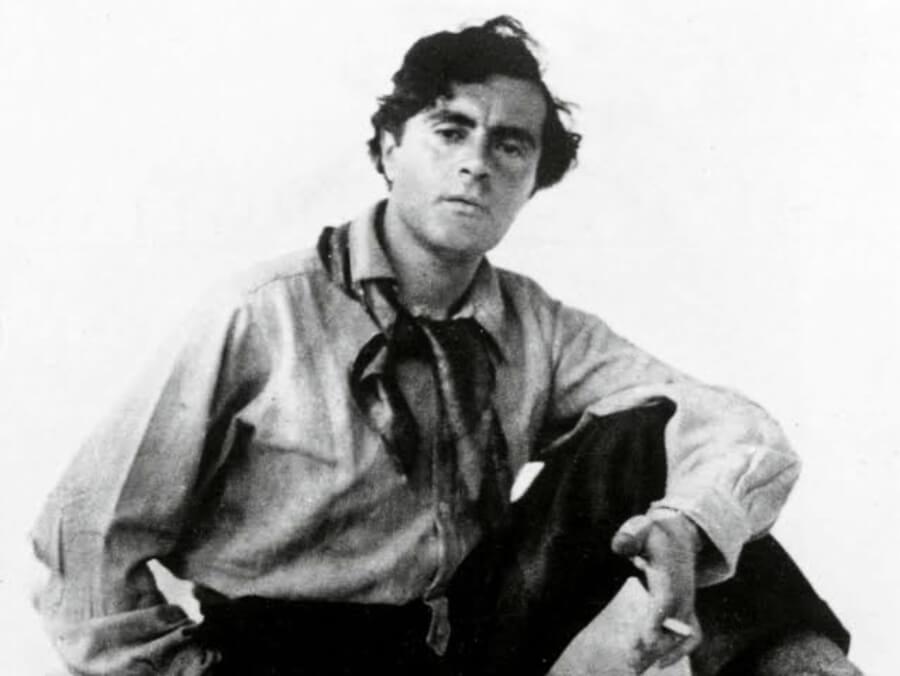 Modigliani llega a Bellas Artes