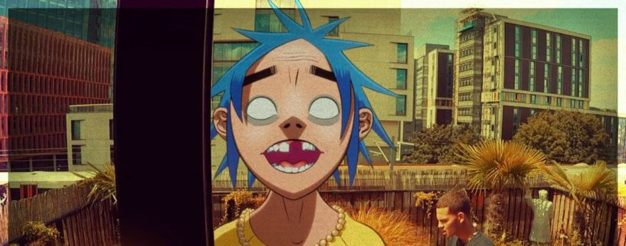 Momentary Bliss, nuevo video de Gorillaz