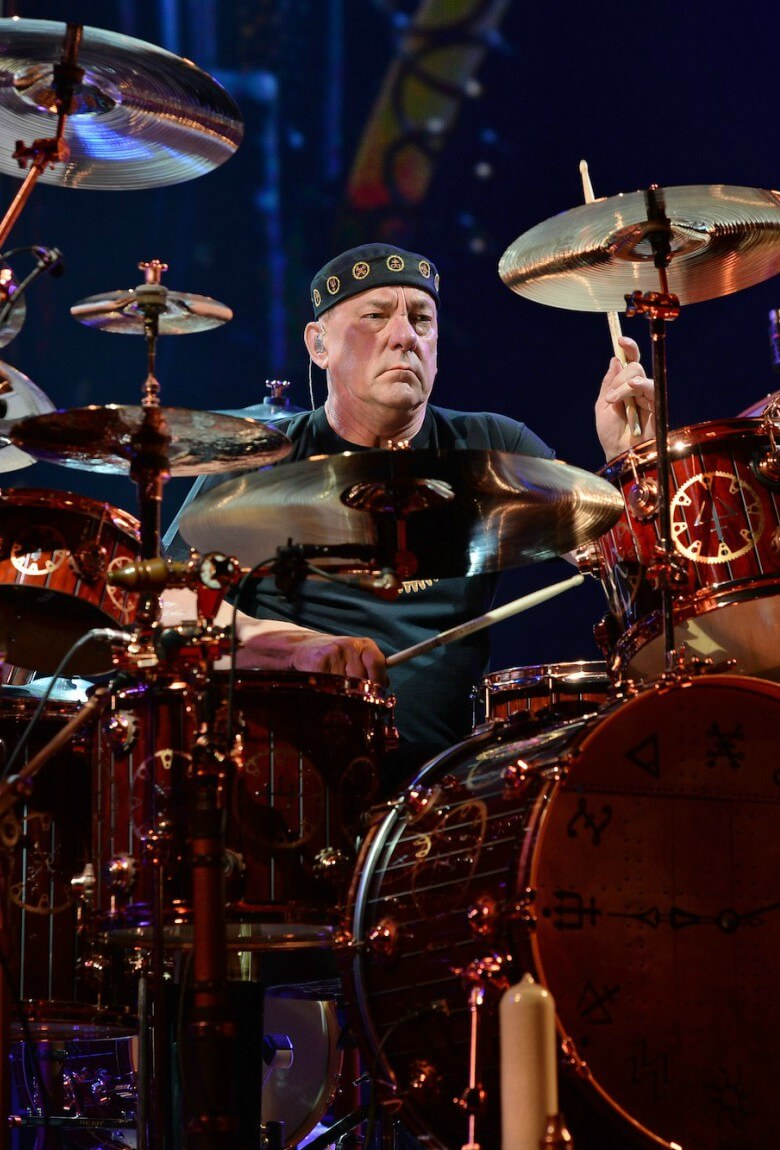Neil Peart, baterista de Rush fallece a los 67 años