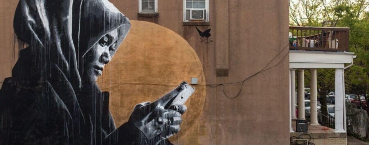 Nils Westergard el street art como arma democrática