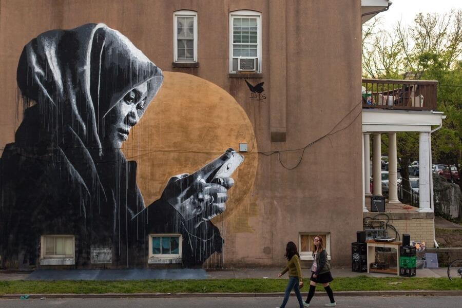 Nils Westergard y el street art de protesta