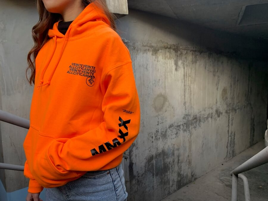 Nuevo Drop Sweatshirt por All City Canvas