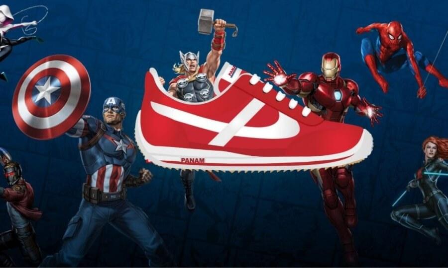 La marca mexicana se une a Disney para esta colección Marvel