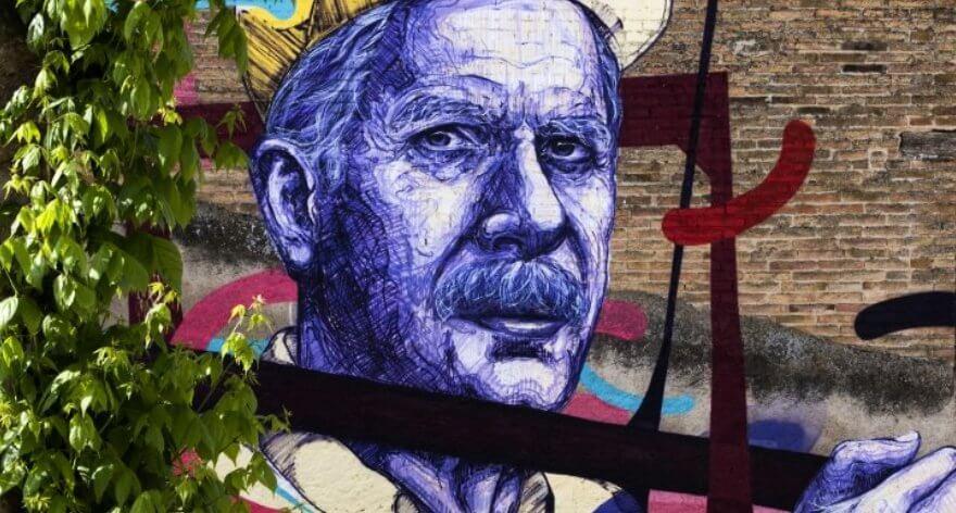 Panelles, el museo de street art al aire libre en Cataluña