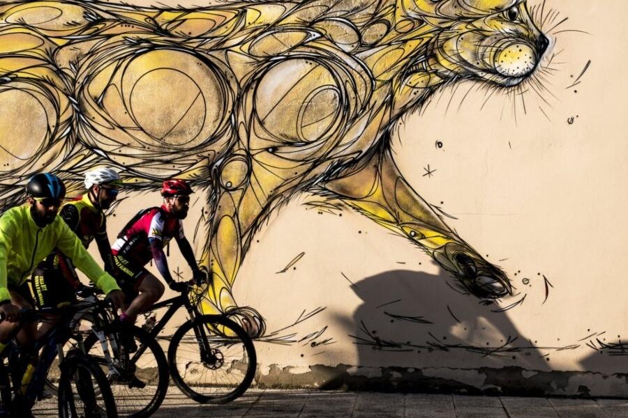 Panelles el el museo de street art más grande en España