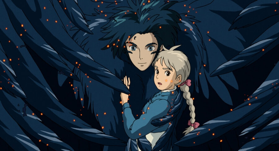 Películas de Studio Ghibli llegan a Netflix