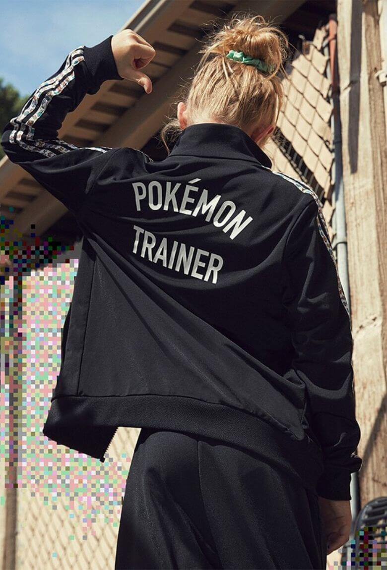 Pokémon y adidas lanzan nueva colección