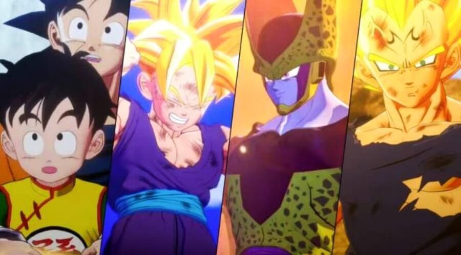 Dragon Ball Z: Kakaroto tiene nuevo trailer