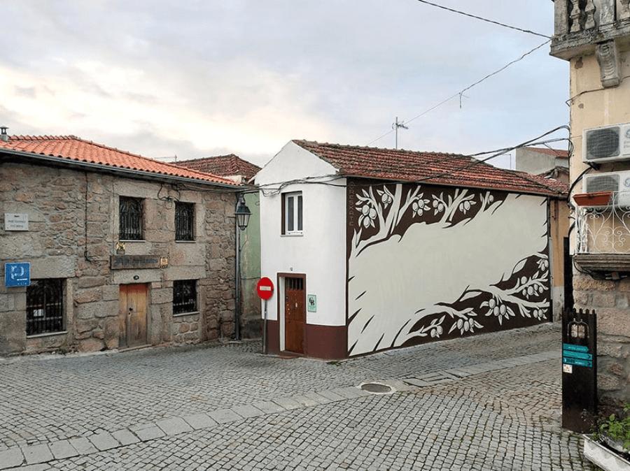 Los murales tienen la finalidad de ser interactivos