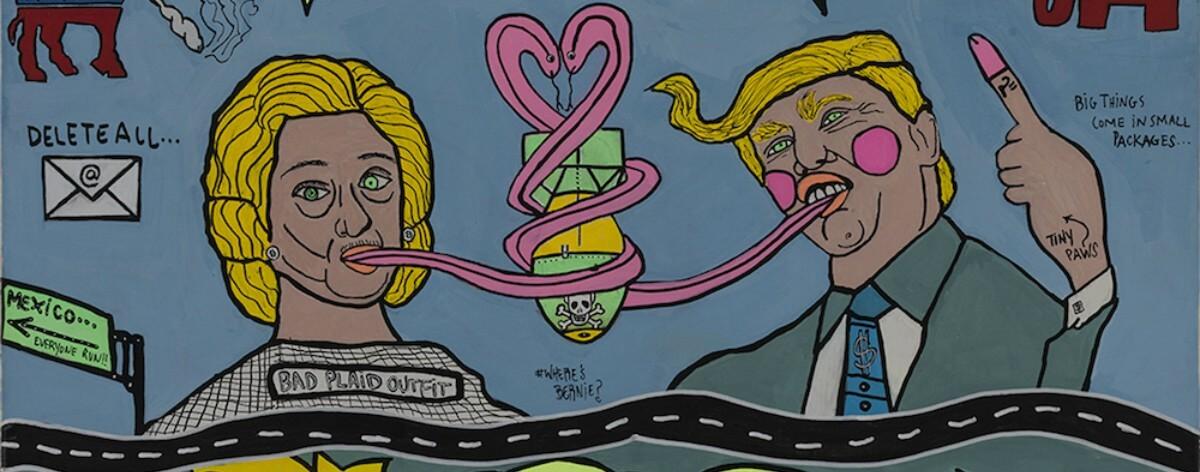 Sean Kushner presenta exhibición en Los Angeles