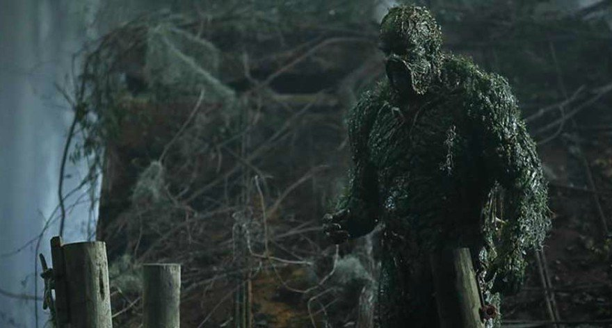 Swamp Thing llegará a plataforma de streaming