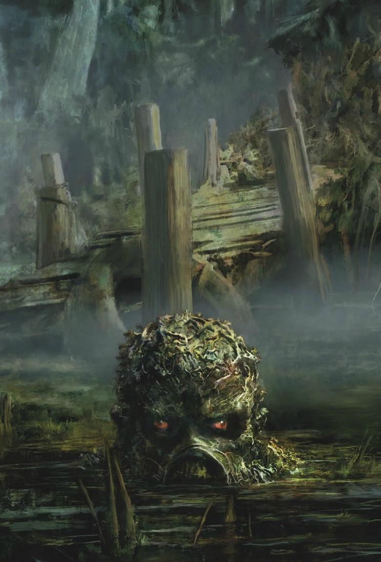 Swamp Thing llegará a plataforma de streaming