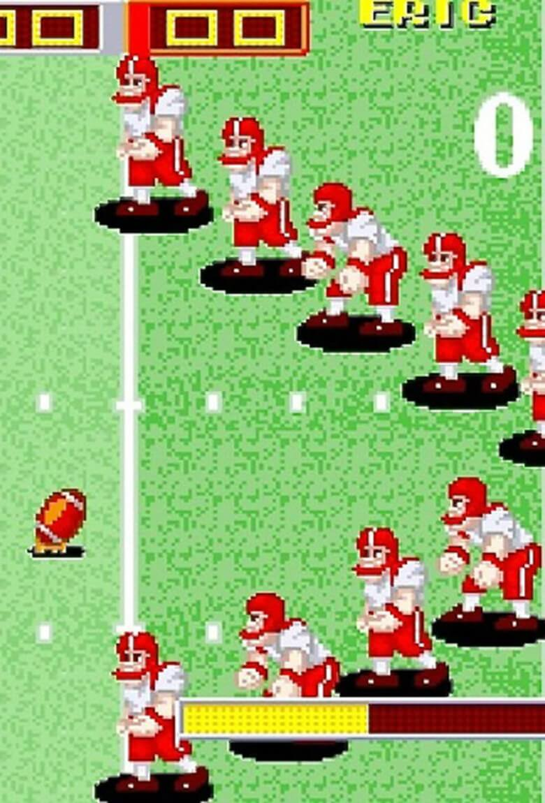 Tecmo Bowl Arcade ya está en Nintendo Switch