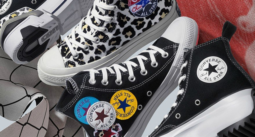 Twisted Classics de Converse lanza colección 2020