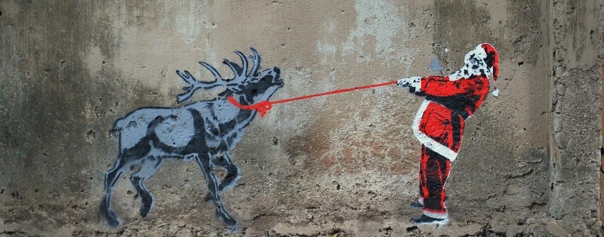 Tyler Street Art y el arte de hacer esténcil de protesta
