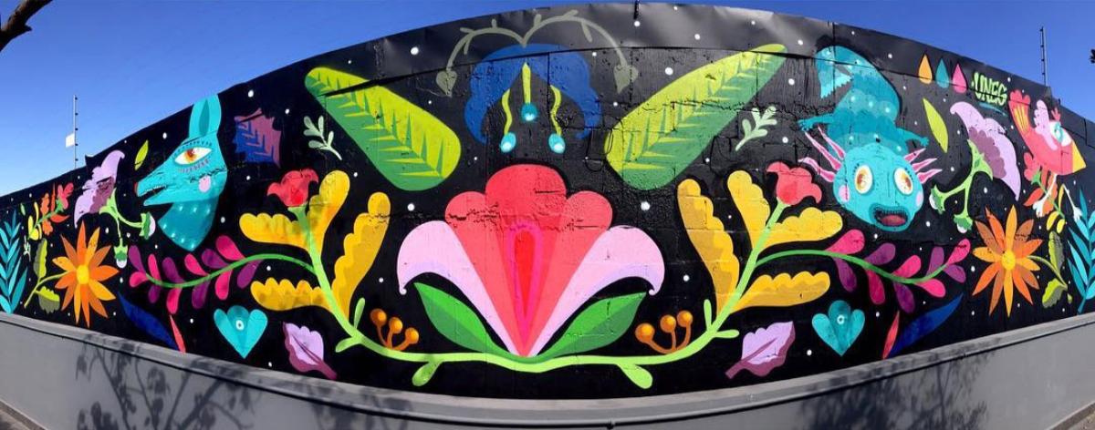 Uneg y su visión sobre el arte urbano actual