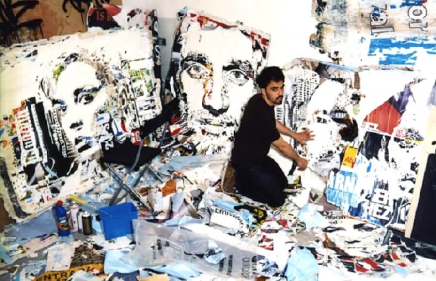 El artista tendrá su primera exposición individual en E.E.U.U.