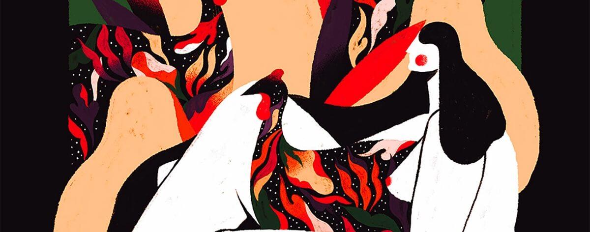 William Santiago ilustra de manera colorida Brasil