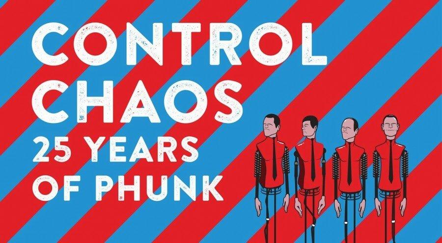 25 aniversario de phunk