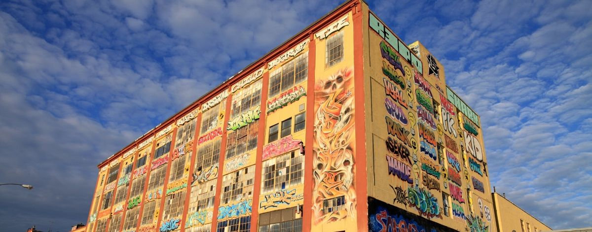 Urban artists of 5Pointz will be compensated for losing their work