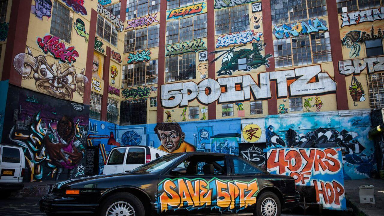 GRaffiti en 5 Pointz