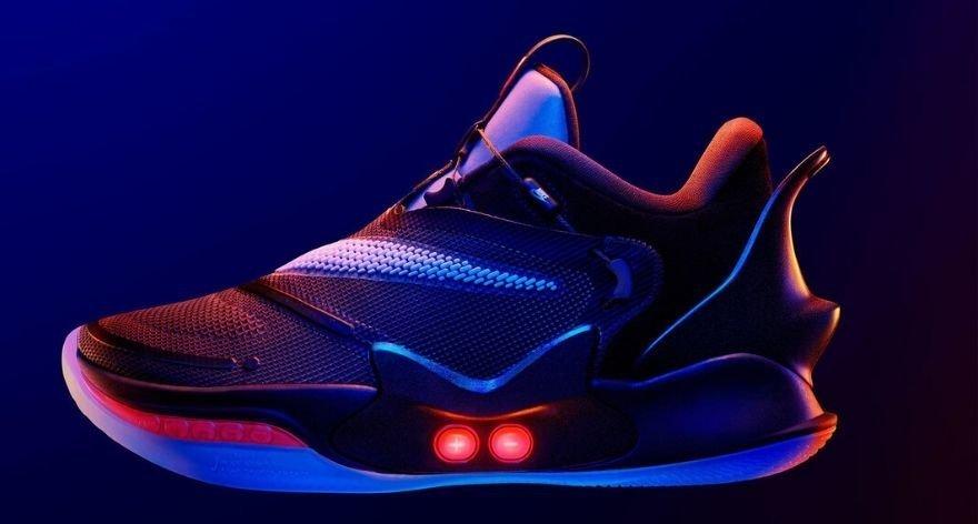 Adapt BB 2.0, la nueva era de Nike autoajustable