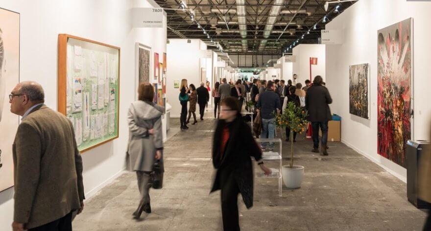 Art Madrid 2020 ya está a nada de comenzar
