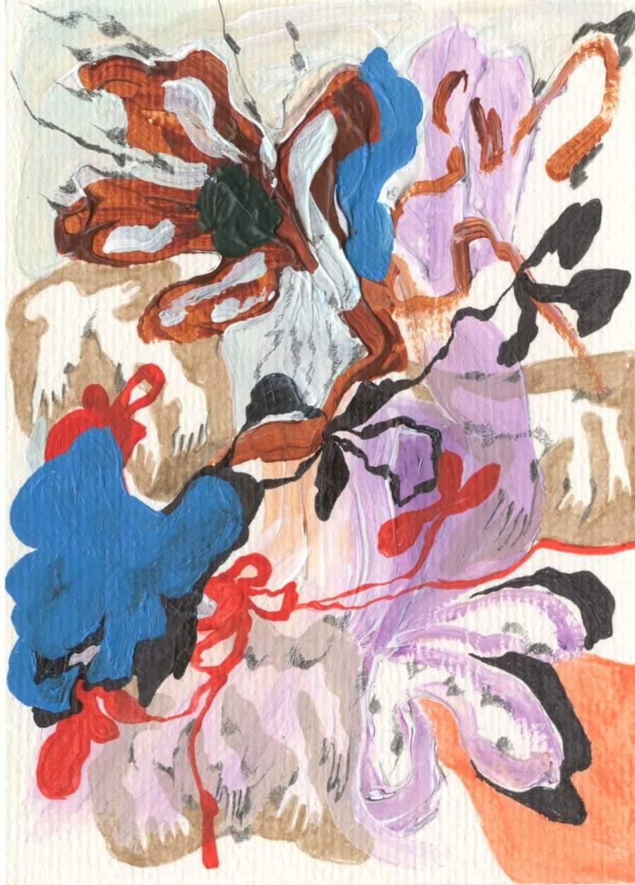 Art on a Postcard en pro de la mujer y el arte