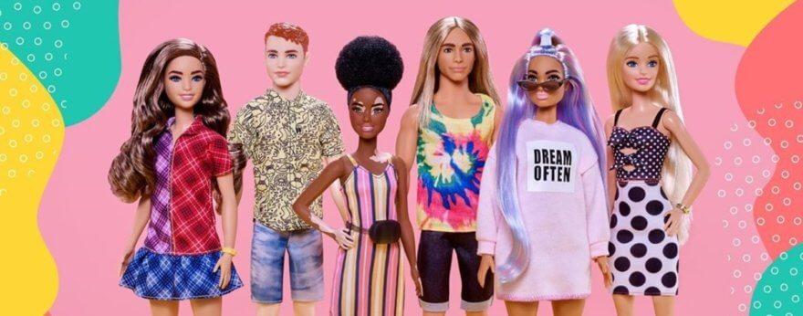 Barbies inclusivas, la nueva propuesta de Mattel