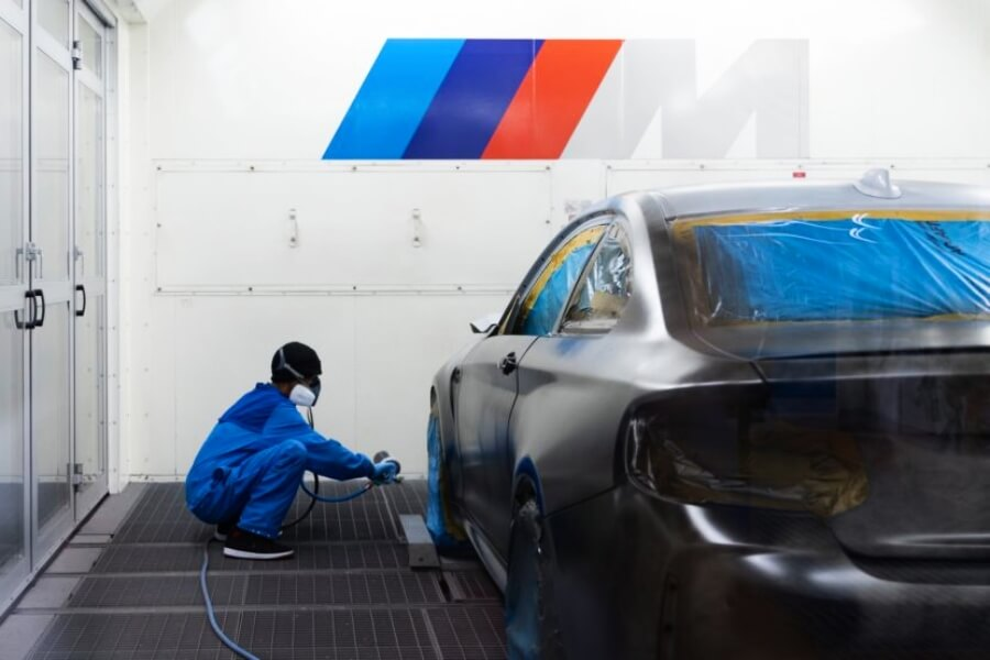 BMW and Futura will reveal their piece at Freeze Art Fair