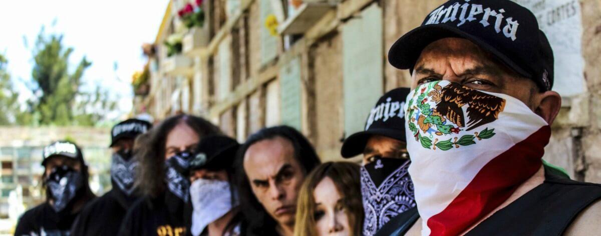 Brujería llega a la Ciudad de México con un show energético