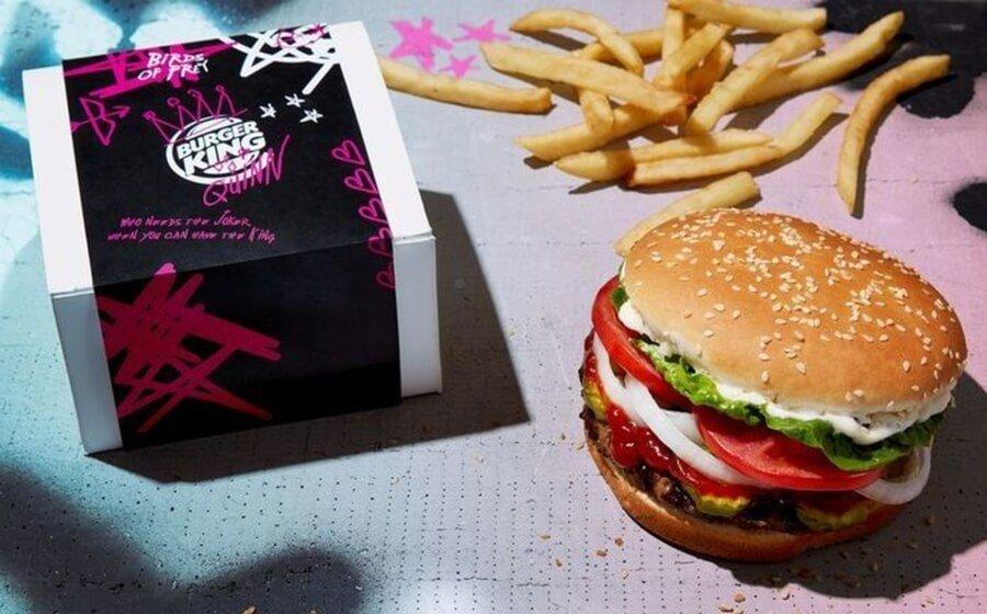 Burguer King cambia fotos de tu ex por hamburguesas