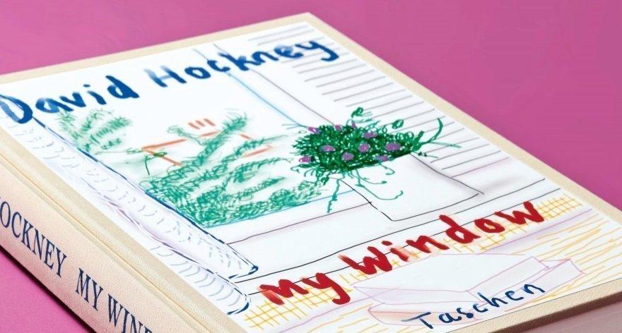 David Hockney publica libro de dibujos con iPad y iPhone