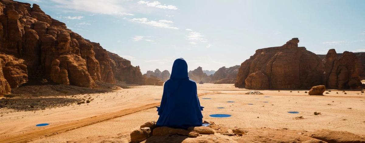 Desert X Al Ula presenta instalaciones al aire libre