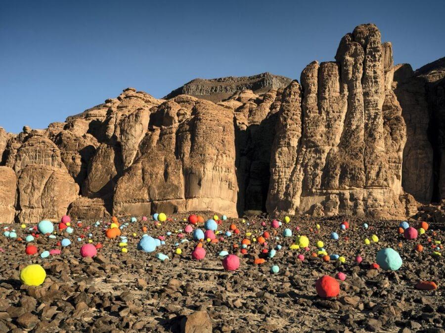 Desert X AlUla hasta marzo 7