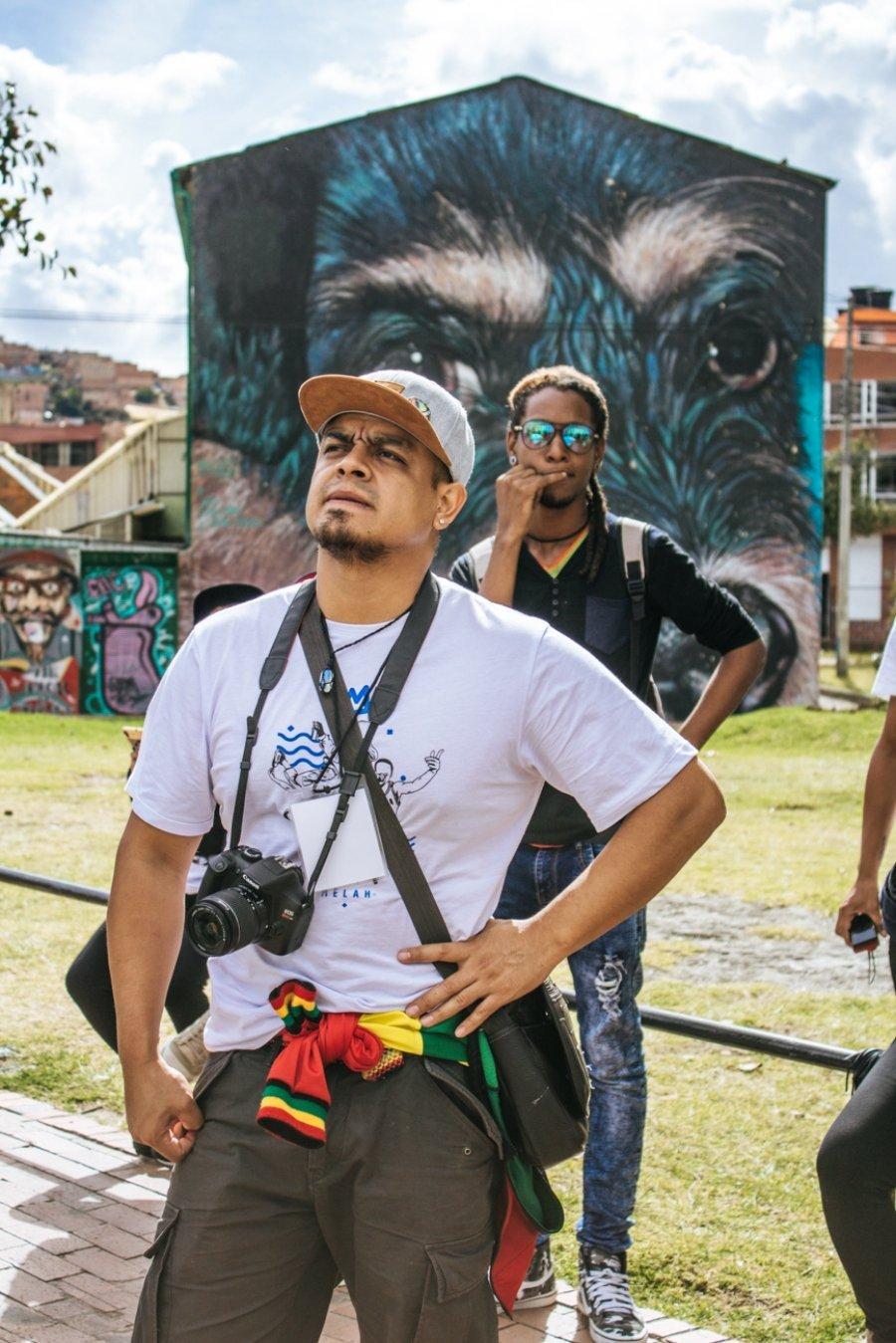 En los Pinos se llevó a cabo el primer taller de rap con señas