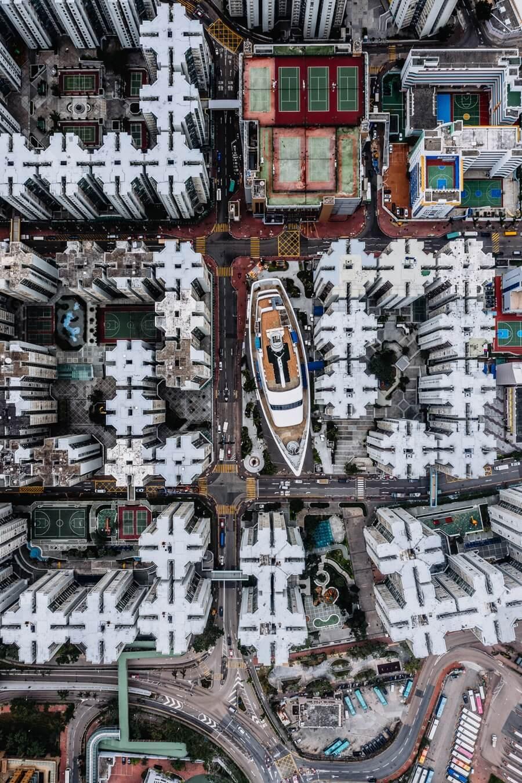 Hong Kong adquiere una nueva belleza en estas fotos