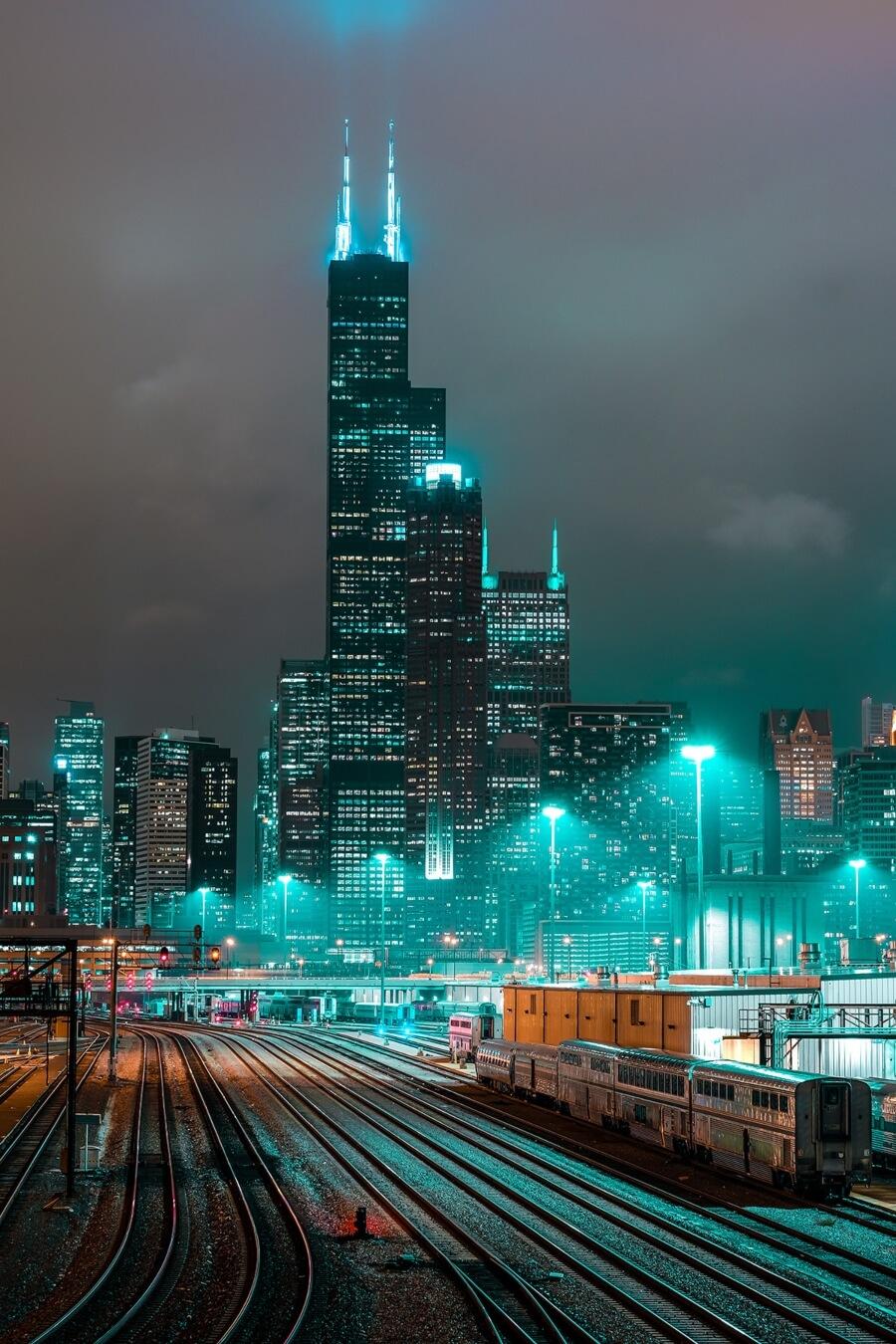 Gareth Pon retrata la belleza de la ciudad en estas fotografías
