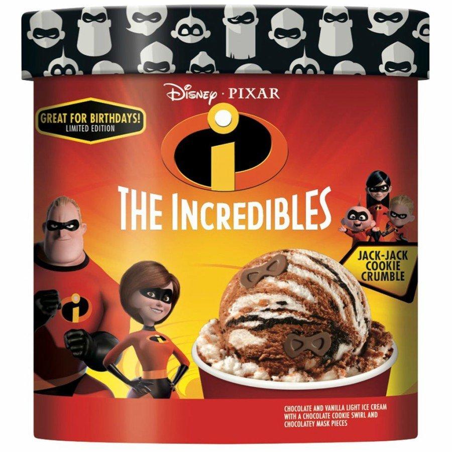 Helados de Disney y Pixar