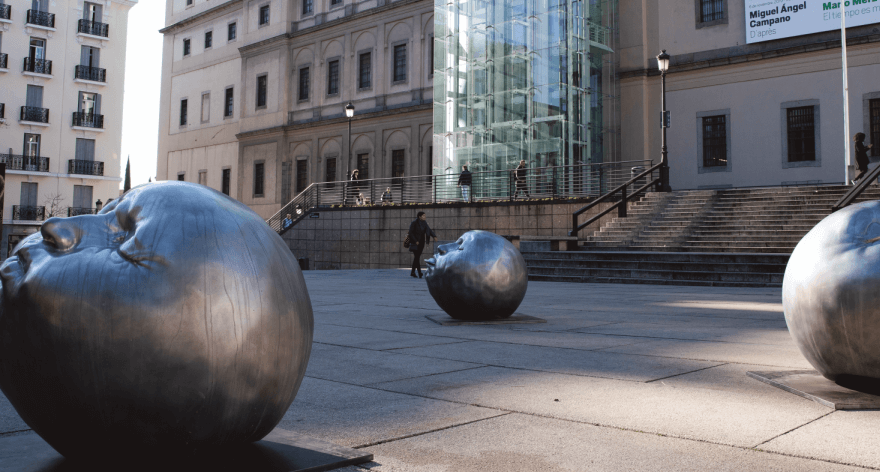 Urvanity installations take over the public space