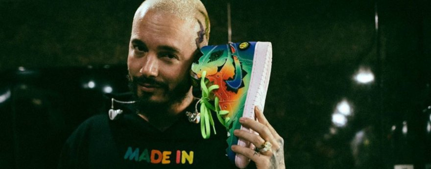 J Balvin's Jordans, what we know so far