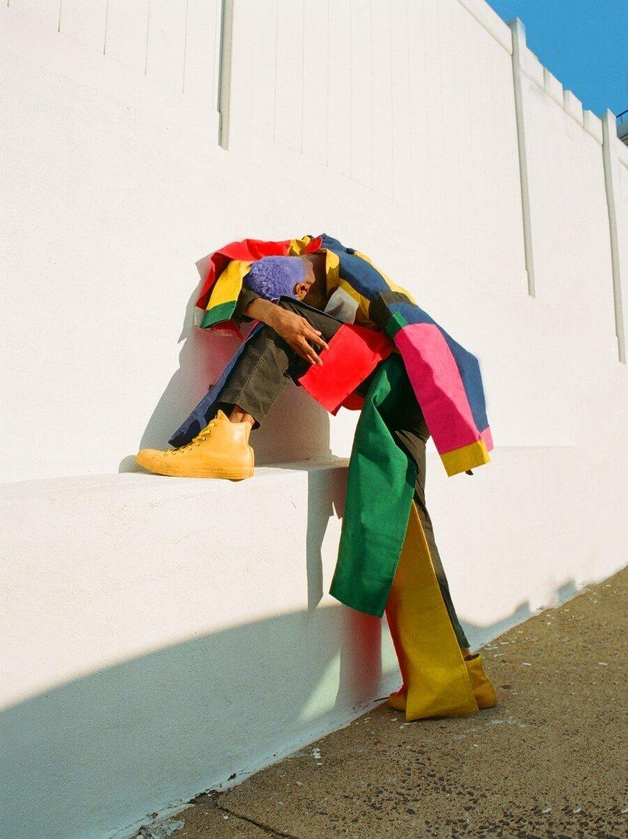 Kwame Brathwaite presenta nueva serie fotográfica