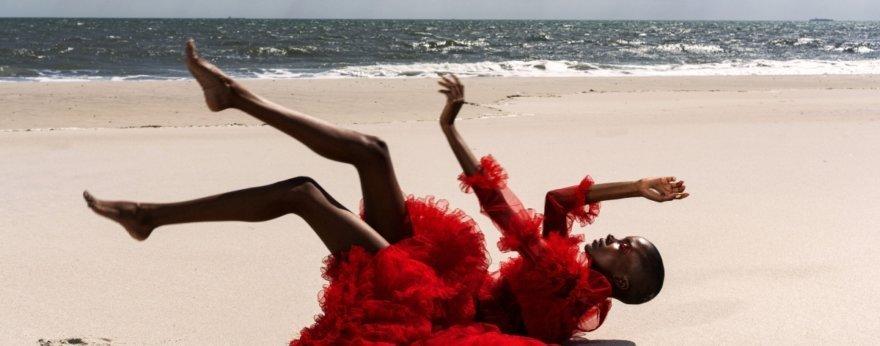 Kwame Brathwaite y la fotografía de moda activista