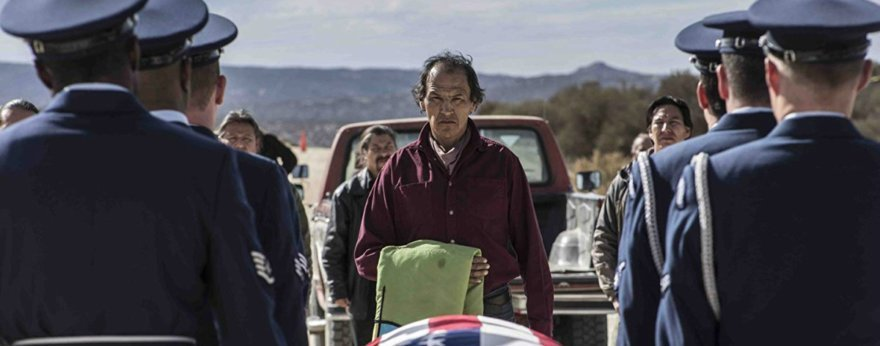 Land: Tierra de nadie, cinta sobre la injusticia contra nativos americanos